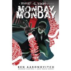 MONDAY MONDAY RIVERS OF LONDON #1 CVR C GLASS