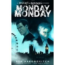 MONDAY MONDAY RIVERS OF LONDON #1 CVR D NEMETH