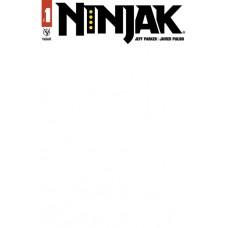 NINJAK #1 CVR E BLANK