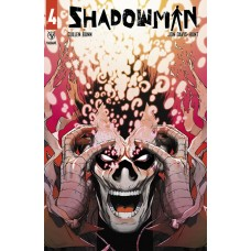 SHADOWMAN (2020) #4 CVR A DAVIS-HUNT