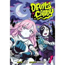 DEVILS CANDY GN VOL 01 (MR) (C: 0-1-2)