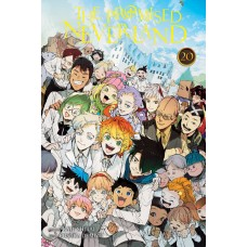 PROMISED NEVERLAND GN VOL 20 (C: 0-1-2)