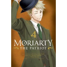 MORIARTY THE PATRIOT GN VOL 04 (C: 0-1-2)