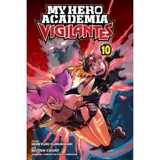 MY HERO ACADEMIA VIGILANTES GN VOL 10 (C: 0-1-2)