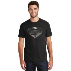 JUSTICE LEAGUE SUPERMAN SYMBOL T/S MED (C: 1-1-2)