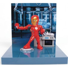 SUPERAMA MARVEL IRON MAN FIGURAL DIORAMA (C: 1-1-2)