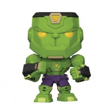 POP TV MARVEL MECH HULK VIN FIG (C: 1-1-2)