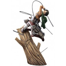 ATTACK ON TITAN LEVI ARTFX J STATUE RENEW PKG VER (Net) (C: