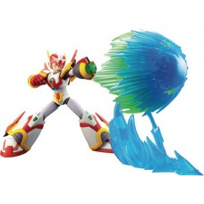 MEGA MAN X FORCE ARMOR RISING FIRE VER PLASTIC MDL KIT (Net)