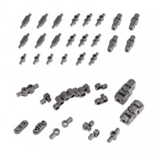 MSG MECHA SUPPLY 18 JOINT SET TYPE D MODEL KIT ACCESSORY (Ne