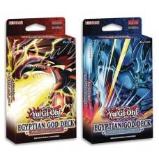 YU GI OH TCG EGYPTIAN GOD DECK DIS (8CT) (C: 0-1-2)