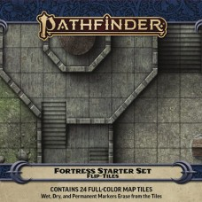 PATHFINDER FLIP-TILES FORTRESS STARTER SET