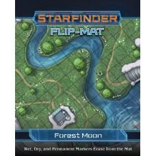 STARFINDER RPG FLIP-MAT FOREST MOON