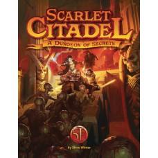 SCARLET CITADEL D&D 5TH ED HC