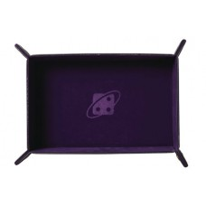 RECTANGLE PURPLE DICE TRAY (C: 0-1-2)