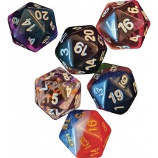 D20 VARIETY PACK SIRIUS DICE SET (C: 0-1-2)