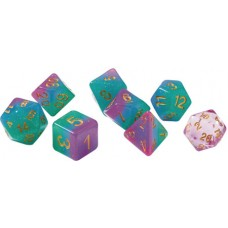 NORTHERN LIGHTS SIRIUS DICE SET (C: 0-1-2)