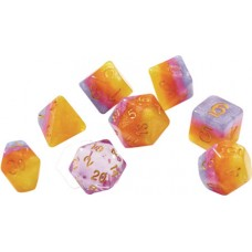 TAHITIAN SUNSET SIRIUS DICE SET (C: 0-1-2)