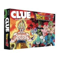 CLUE DRAGON BALL Z ED BOARD GAME (C: 0-1-2)