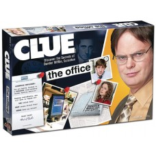 CLUE OFFICE ED BOARDGAME (C: 0-1-2)