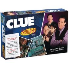 CLUE SEINFELD ED BOARDGAME (C: 0-1-2)