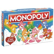 MONOPOLY CARE BEARS ED BOARDGAME (C: 0-1-2)