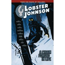 LOBSTER JOHNSON TP VOL 06 CHAIN FORGED IN LIFE