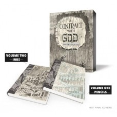 WILL EISNER CONTRACT WITH GOD CURATORS COLL HC LTD ED