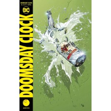DOOMSDAY CLOCK #3 (OF 12)
