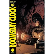 DOOMSDAY CLOCK #3 (OF 12) VARIANT