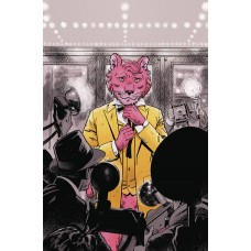 EXIT STAGE LEFT SNAGGLEPUSS CHRONICLES #1 (OF 6) VARIANT