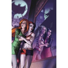 HARLEY & IVY MEET BETTY & VERONICA #4 (OF 6) VARIANT