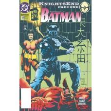 BATMAN KNIGHTFALL OMNIBUS HC VOL 03 KNIGHTSEND