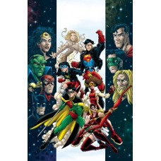 YOUNG JUSTICE TP BOOK 01