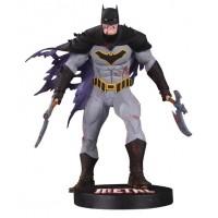 DC DESIGNER SERIES METAL BATMAN STATUE BY CAPULLO