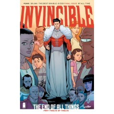 INVINCIBLE #144 CVR A OTTLEY & FAIRBAIRN (MR)