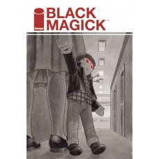 BLACK MAGICK #10 CVR A SCOTT (MR)