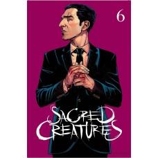 SACRED CREATURES #6 CVR A RAIMONDI (MR)