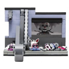 FIVE NIGHTS AT FREDDYS 3 SCOOPING ROOM CONST SET CS (Net)