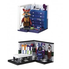 FIVE NIGHTS AT FREDDYS 3 SMALL CONST SET ASST (Net)