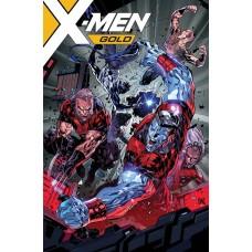 X-MEN GOLD #19 LEGACY