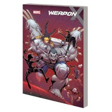 WEAPON X TP VOL 02 HUNT FOR WEAPON H
