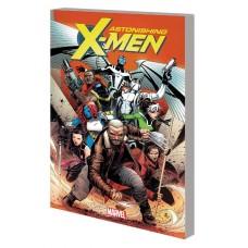 ASTONISHING X-MEN TP VOL 01 LIFE OF X