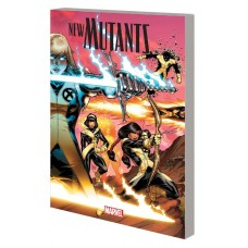 NEW MUTANTS BY ZEB WELLS TP COMPLETE COLLECTION