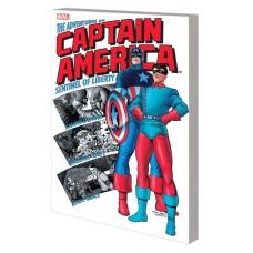 CAPTAIN AMERICA TP ADVENTURES OF CAPTAIN AMERICA