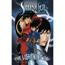 SHINOBI NINJA PRINCESS TP VOL 02 LIGHTNING ONI
