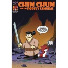 CHIM CHUM & PORTLY SAMURAI #1 CVR A ROPP MAIN