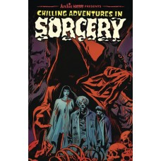 CHILLING ADVENTURES OF SORCERY TP