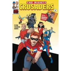 MIGHTY CRUSADERS #2 CVR B TORRES