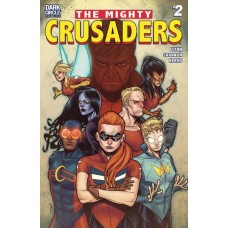 MIGHTY CRUSADERS #2 CVR C TOWE